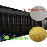 Wholesale Feed Grade Amino Acid Powder DL-Methionine Purity 98.5% Min. SAA-METDL985 from china suppliers