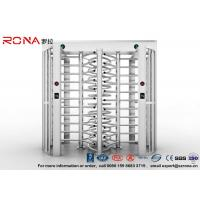 Wholesale Full Height Turnstile Access Control Turnstile Dual Passage With CE Approved from china suppliers