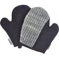 Wholesale Quickly Wipe Off Dirt, Daily Sisal Mitt Body Scrubber Glove from china suppliers