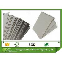 Wholesale Folder cover / Desk calendar used Grey Board Sheets Carton Gris 5mm - 0.49mm from china suppliers