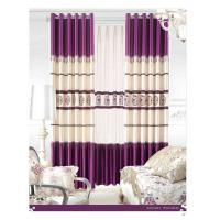 Wholesale Shrink-Resistant Blackout Fabric Luxury Ready Made Curtains for Household or Hotel from china suppliers