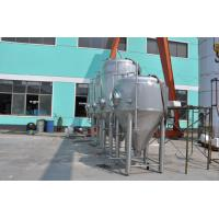 Wholesale Insulated Beer Fermenter Fermentation Tank Beer Brewery Production Line from china suppliers