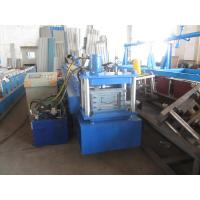 Wholesale 220mm Width Profile Door Frame Roll Forming Machine , Cold Roll Forming Equipment from china suppliers