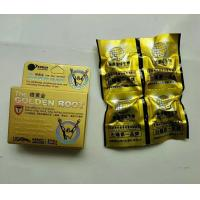 Wholesale The Golden Root 6800mg male herbal sex pill anti erectile dysfunction from china suppliers