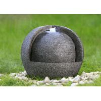 Wholesale Resin Material Sphere Water Fountain Outdoor With CE / GS / TUV / UL Certificate from china suppliers