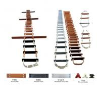 Buy cheap Marine pilot rope embarkation ladder MED certification from wholesalers