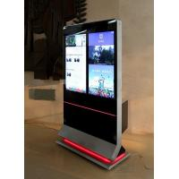 Wholesale Free Standing Digital Display LCD Advertising Player With 46 Inch Screen from china suppliers