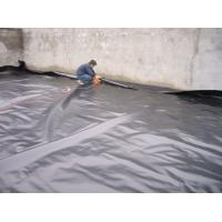 Wholesale HDPE Waterproofing Sheet / Geomembrane Pond Liner Roll For Landfill Project from china suppliers