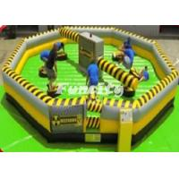 Wholesale Durable 12 Months Warranty Inflatable Wipeout Course Custom Inflatable Water Sports from china suppliers