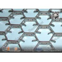 "Wholesale 1"" depth X 16gauge AISI304 Stainless Steel Hexmesh with lances