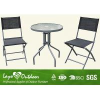 Wholesale Comfortable Outdoor Chairs Beach Style Cast Aluminium Garden Furniture Easy Cleaning from china suppliers