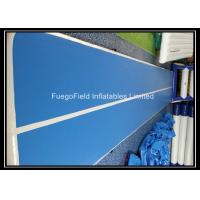 Wholesale 0.9mm PVC Tarpaulin Inflatable Air Track Durable Customized Logo from china suppliers