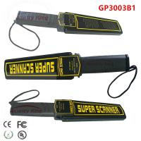 Wholesale Rechargeable Security Handheld Portable Metal Detector Scanner XST - GP3003B1-04 from china suppliers