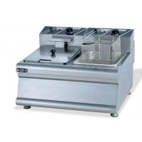 Wholesale Heavy Duty  Portable Commercial Deep Fryer With Power / Heat Indicator Lights from china suppliers