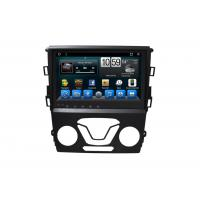 Buy cheap Mirror Link Double Din Stereo With Navigation , Touch Screen Navigation Mondeo 2013- from wholesalers