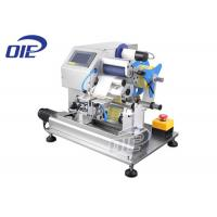 Wholesale Table Top Automatic Labeling Machine / Adhesive Label Folding Cable Labeling Machine from china suppliers