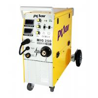 Wholesale Single Phase Industrial mig mag welding Equipment with Trolley , CE CCC Approval from china suppliers