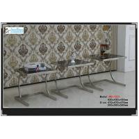 Wholesale 1521,Temperate glass table,living room furniture from china suppliers