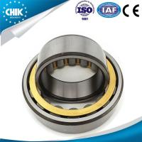 Wholesale Precision Caged cylindrical roller bearing NU307, NU307E, NU307M from china suppliers