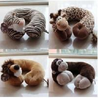 "Wholesale Animals-""U"" shaped Plush neck pillows from china suppliers"