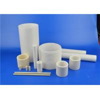 Wholesale High Temperature Wear Resistant 95% 97% 99% Machinable Alumina Ceramic Thread Tube from china suppliers