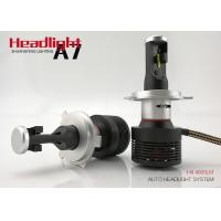 Quality Car Parts High Power LED Headlight 12v H4  In One 30w LED Headlight 9004 / 9007 for sale