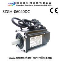 Wholesale 3 Phase Industrial CNC Servo Motor IP65 With 3000rpm Rated Speed , UL ISO Standard from china suppliers