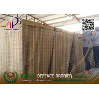 Wholesale MIL12 2.13m high HESCO Defensive Barrier for Military Security | ISO certificated China company from china suppliers