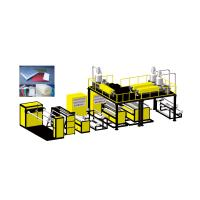 Wholesale Vinot DYF-2500 DYF Series High Speed Compound Air Bubble Film Machine For Width 2500mm from china suppliers