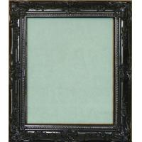 Wholesale antique shining black classical mirror frames 40x60cm from china suppliers