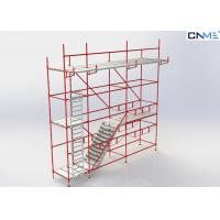 Wholesale Professional Cuplock Scaffolding System , Modular Scaffold System VS-CL from china suppliers