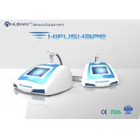 Wholesale HIFU High Intensity Focused Ultrasound / MINI HIFU Beauty Equipment NBW-HIFU100 from china suppliers
