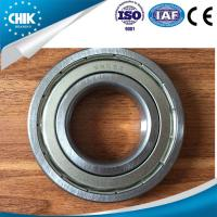Wholesale High precision deep groove ball bearings chrome steel single row from china suppliers