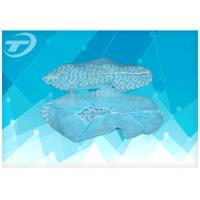 Wholesale Non woven blue pp disposable surgical shoe cover for Medical use from china suppliers