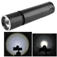 Wholesale led rechargeable flashlight from china suppliers