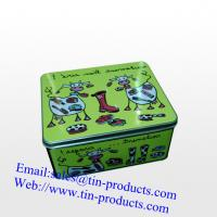 Wholesale Different High Quality with Popular style for Different food tin box container Packaing from china suppliers