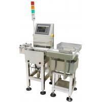 Buy cheap IP54 Automatic Check Weigher Machine Single Phase 0.5 g - 100 g Package from wholesalers