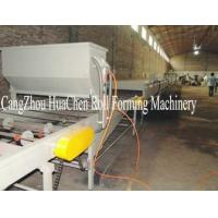 Wholesale Cold Roll Forming Type Metal Stud Roll Forming Machine 8-10m / Min from china suppliers