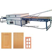 Wholesale laminating vacuum press machine PVC cabinet press machine for woodworking from china suppliers