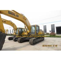 Wholesale LG6360E Crawler Excavator SDLG 36ton With Volvo Engine , Low Fuel Level from china suppliers