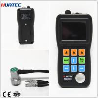 Wholesale A Scan B Scan Thru Paint Ultrasonic Thickness Gauge Echo-Echo.Wall Thickness Gauge from china suppliers
