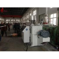 Wholesale Single-screw / Twin-screw WPC Extrusion Line for wide door board from china suppliers