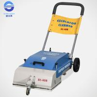 Wholesale Hand Push Auto Escalator Cleaning Machine Floor Sweeper 220V AC / 1000W from china suppliers