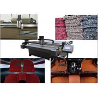 Wholesale Placit pvc coil auto floor mat cnc cutting table production machine from china suppliers