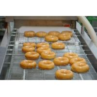 Wholesale 12000 Pcs / Hr Industrial Donut Making Machine With Customized Hexagon Cutter from china suppliers