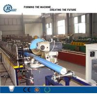 Wholesale Customized Cold Rolled Round Downpipe Roll Forming Machine Stainless Steel from china suppliers