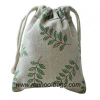 Wholesale Fashion Jewellery string bag,Cosmetic bag,Promotion bag MH-2119 nature from china suppliers