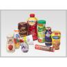 Food Packaging Shrink Wrap Bottle Labels PVC PET Shrink Films Material For Wine Bottles for sale