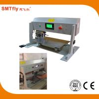 China new design automatic V-cut pcb separator machine with LCD display on sale