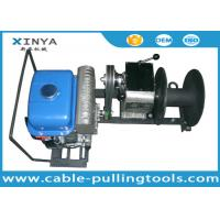 Wholesale 1 Ton Portable Gasoline Cable Winch Puller With Yamaha Engine from china suppliers